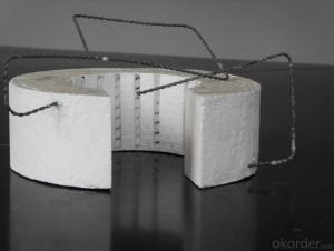 Customers Designed Ceramic Fiber Heaters