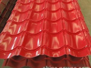 Pre-painted Aluzinc Steel Coils/ Color Steel Coils in Sheets /PPGI