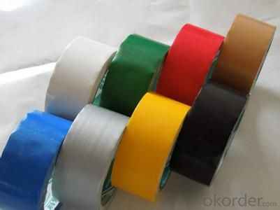 Cloth Tape Wholesalers Different Color Dimensional Stability for Packing