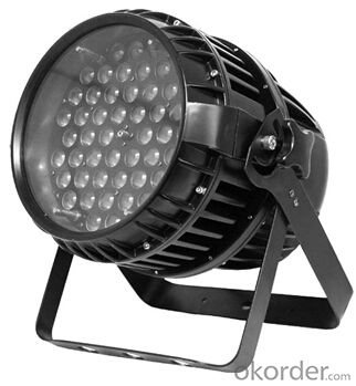 LED Waterproof ZOOM Par Light for stage Show with Model P5403Z