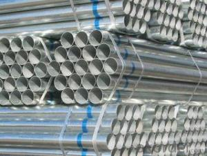 "2"" HOT-DIP GALVANIZED PIPE FOR FLUID TRANSPORTATION GOOD QUALITY"