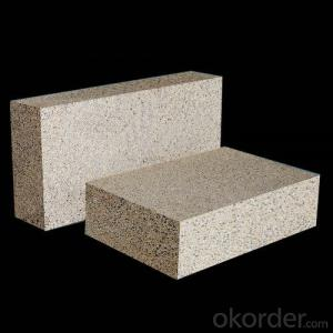Insulating Firebricks Manufactured from High Purity Alumina Clay