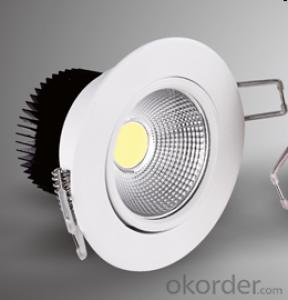 COB LED Ceiling Spot Light High-quality aluminum
