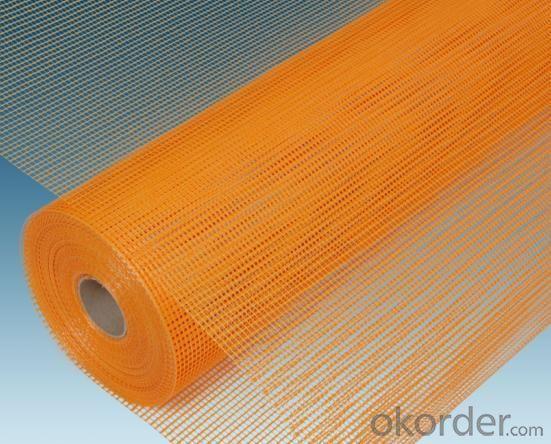 Fiberglass Mesh, 160g/m2, 4*4mm, with High Quality