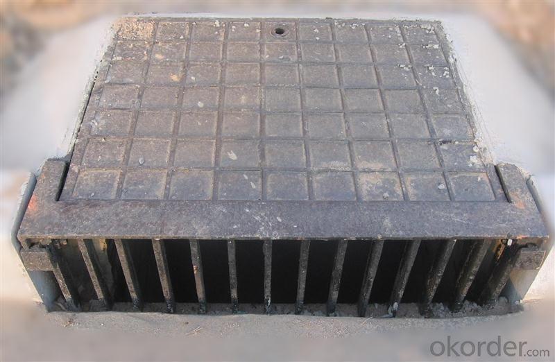 Manhole Cover Ductile Iron MC054 D400 Whole Sales