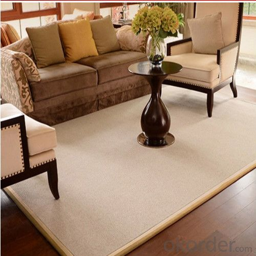 PVC Carpet for Hotel with All Kinds of Material