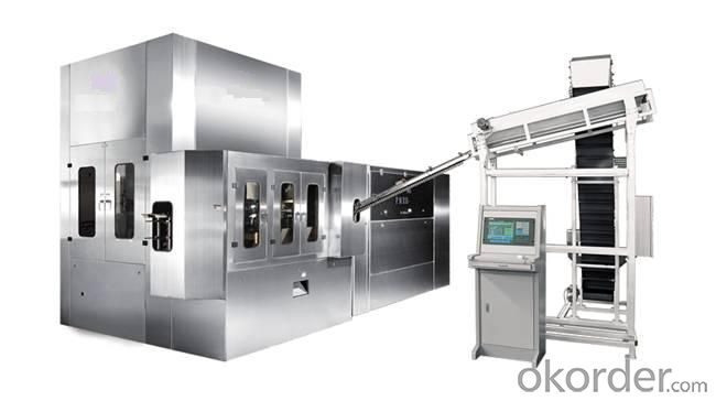 CY-R High-speed rotary blow moulding Machines CY-R10