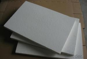 High temperature Ceramic Fiber Board for cement industry lonrace