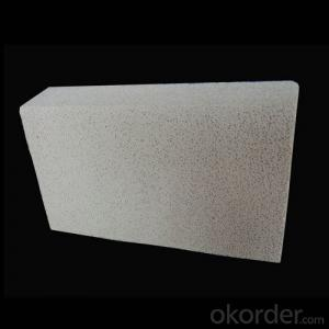 Insulating Fire Brick 65% Al2O3 min High Alumina