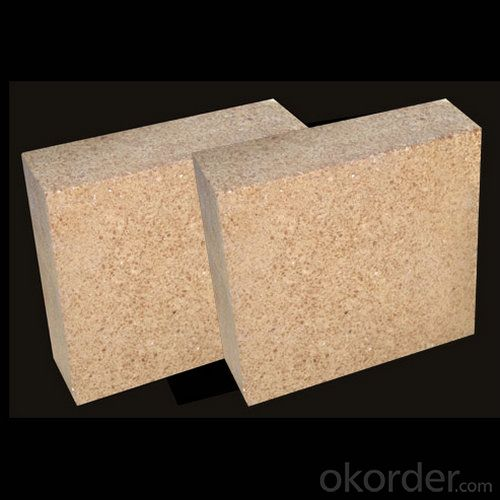 Refractory Brick High Alumina for Cement Kiln