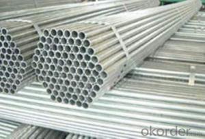 Black ERW Steel Pipe 5L 5 CT Welded Black ERW Steel Pipe