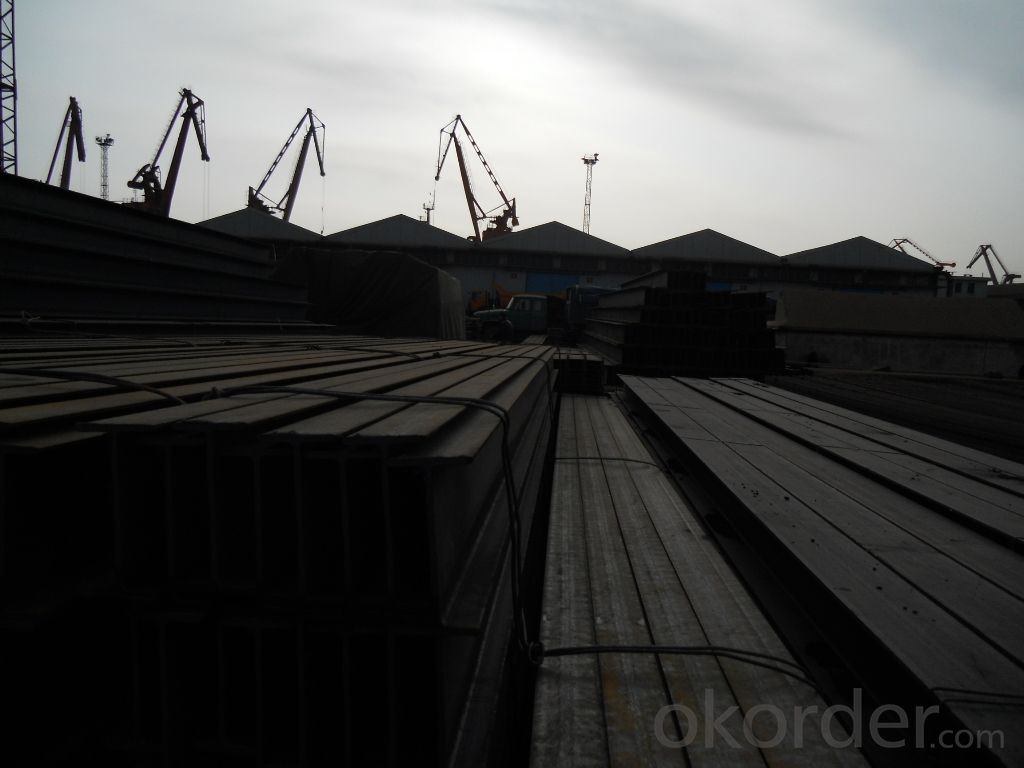 Hot Rolled Structural Steel H-beam JIS Standard all Size