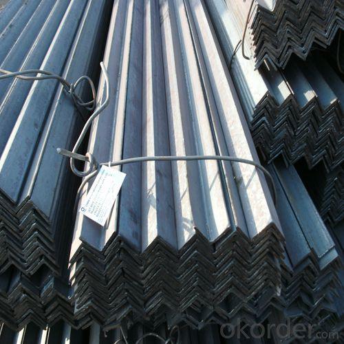 Hot Rolled Steel Bar Equal Bar Unequal Bar Q235