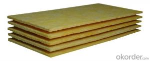 Glass Wool Insulation Blanket With Kraft Facing