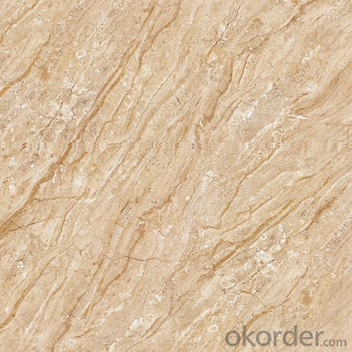 Full Polished Glazed Porcelain Tile 600 XD6B359