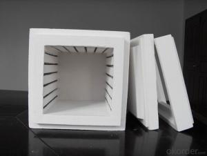 Heating Box With Cermaic Fiber Materials
