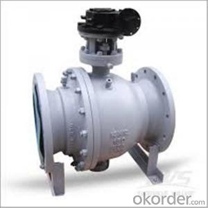 High-performace pipeline ball valve  PN 300 Class