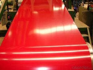Pre-Painted Aluzinc Steel Coils/ Sheets /PPGI with Super Quality