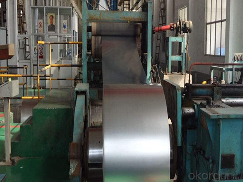 Pre-painted Aluzinc Steel Coils / Color Coated Galvanized Steels