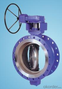 Butterfly Valve DN550 Made in China Britain Standard