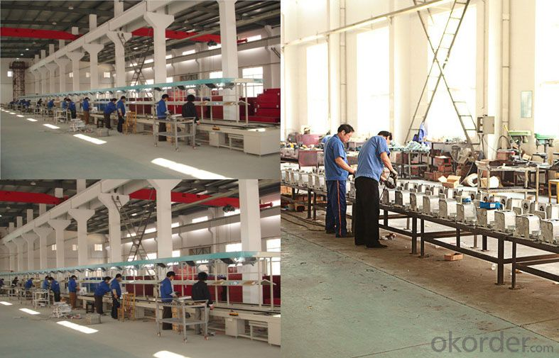 7.84KN Elevators Installation Platform with Speed YEJ100L-4 Motor