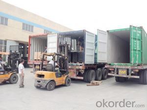 Alloy Aluminum Suspended Working Platform Gondola ZLP630 For Building Facade Maintenance
