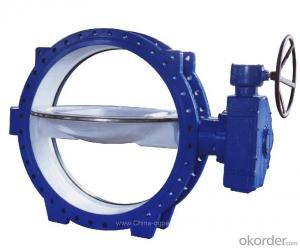 Butterfly Valve DN600 BS5163 Made in China
