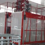 Construction Hoist SCD200/200 with Counterweight