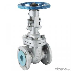 Gate Valve Ductile Iron Made Britain Standard DN250