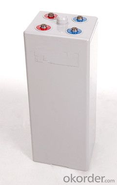 Gel Technology Battery Ares(OPzV) Series 6OPzV 300