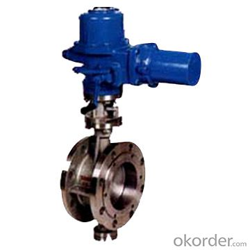 Butterfly Valve DN80 BS5163 Anti-Corrosion