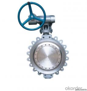 Butterfly Valve DN150 BS5163 Best Quality Commercial Price