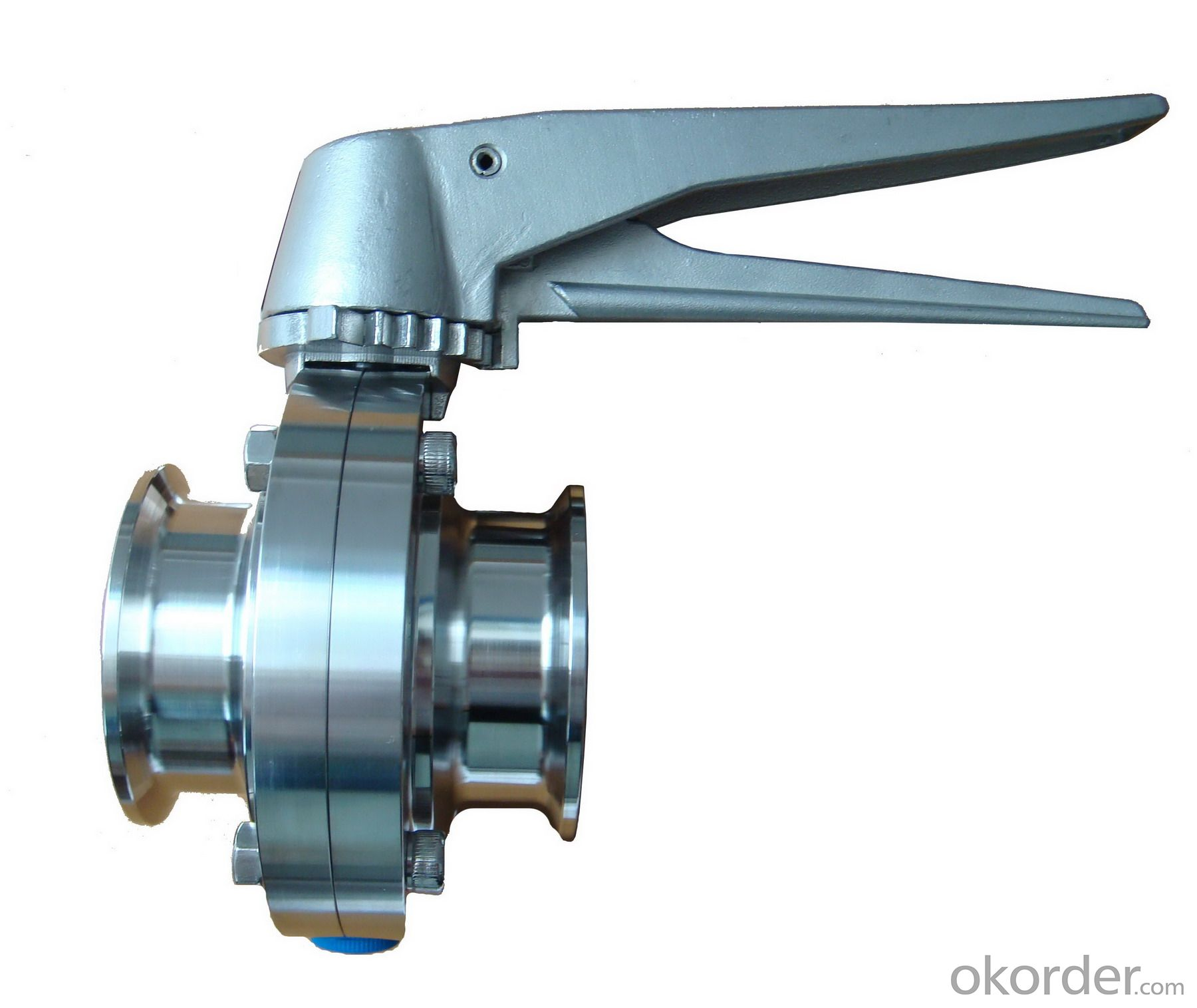 Butterfly Valve DN750 BS5163 with Hand Wheel