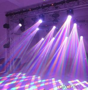 LED Infinite Beam  Light for Stage Show with Model HXY-MB1210A