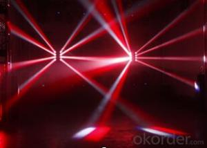 LED Moving Head Beam Bar Light for Stage Show with Model HXY-B8010