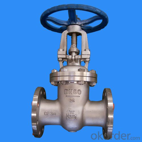 Gate Valve Britain Stardard Made in China for Wholesales