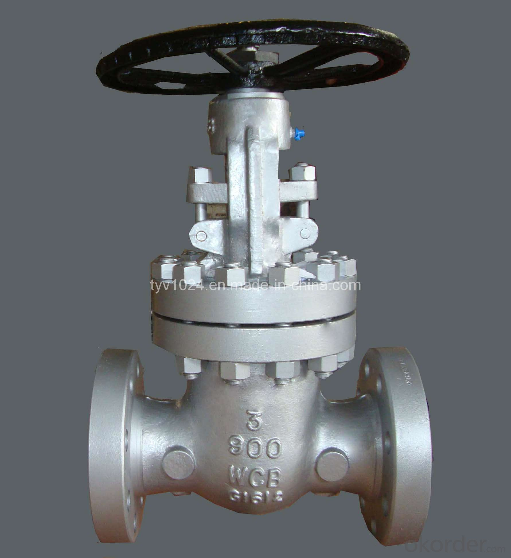 Valve  Non-rising BS5163 for Whole Sales Made in China