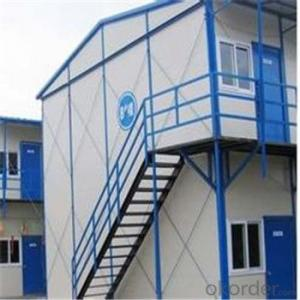 Houses Prefabricated Light Steel Frame and Vills