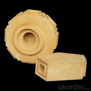 Fireclay Brick Alumina Conten from 36% to 48%