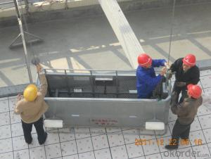 Window Cleaning Platform with Working Height 100m 9.0 m/min