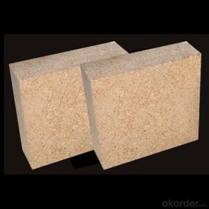 High Alumina Bricks for glass industry
