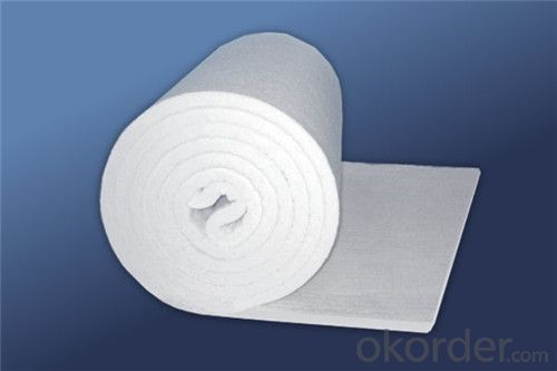 Ceramic Fibre Insulation Roll ​Used As Furnace Lining