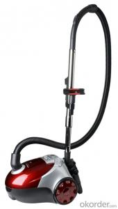 Bagged Vacuum Cleaner with ERP Class -World Top 500 Enterprises-CNBG3601