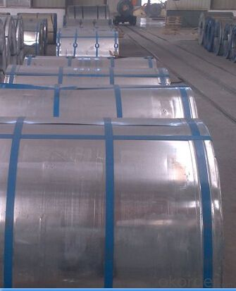 CRC Cold Rolled Steel Coil for Construction