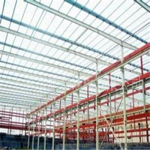 Steel Frame  Prefab House, Light Steel Prefab House