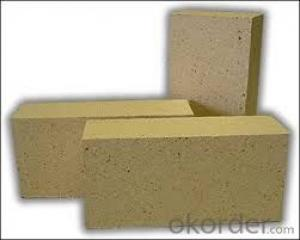 Clay brick of refractory brick for Nonferrours Metals
