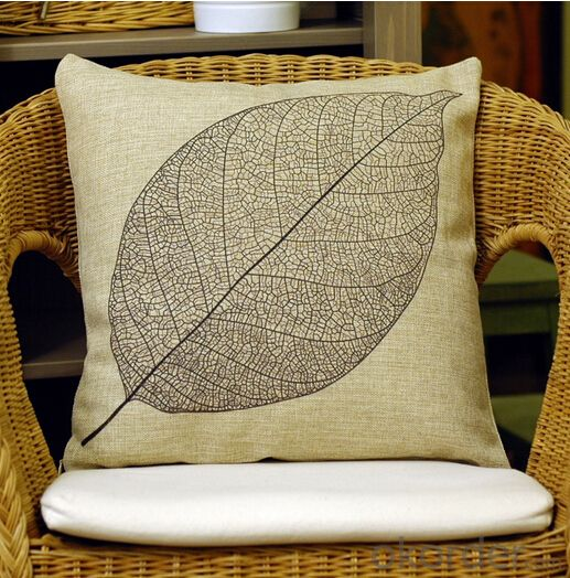 Chair Beads Cushion Cover Material 100% Cotton
