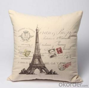 Sofa Beads Cushion Cover Material 100% Cotton