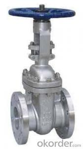 Gate Valve Non-rising BS5163 for Whole Sales