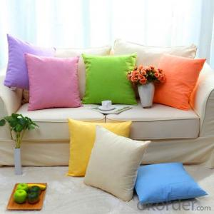 Cotton Cushion Pillow for Living Room Decoration